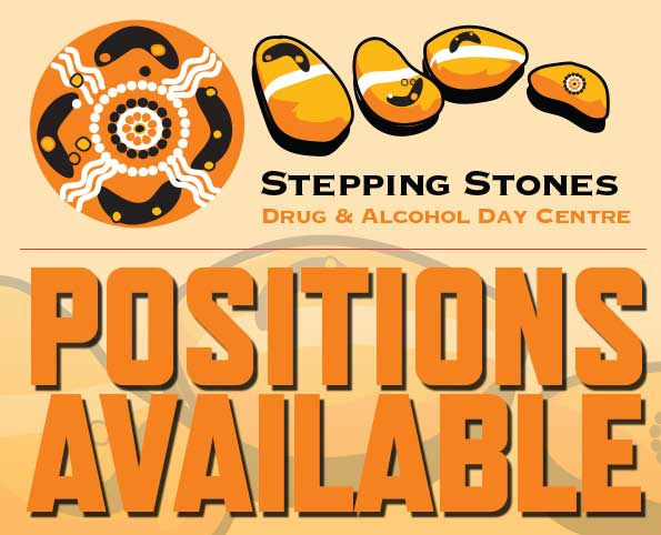 Positions Available At Stepping Stones Pt.Augusta