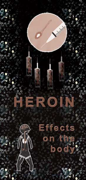 2004 Heroin Effects On The Body - Leaflet