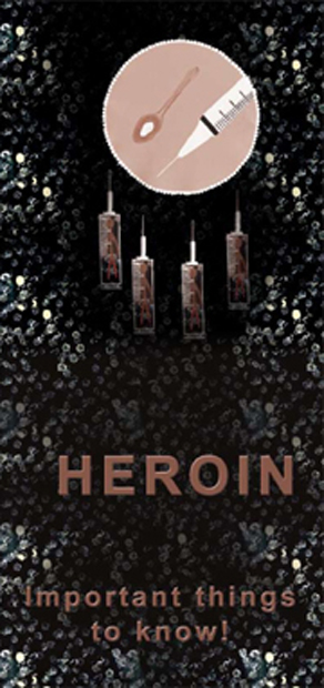 2004 Heroin Important things to know - Leaflet