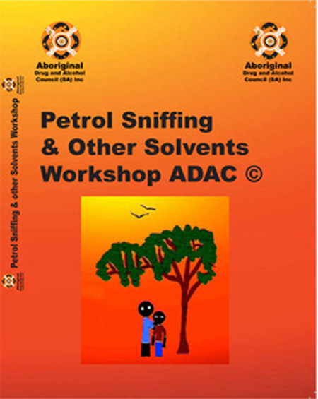 Petrol Sniffing & Other Solvents DVD - Other