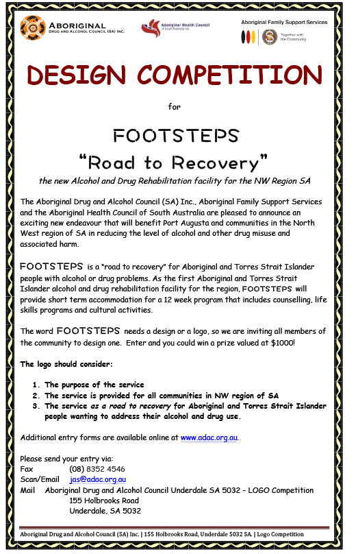 Design Competition for Footsteps  - Other