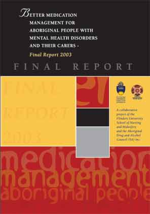 2003 Final Report Better Medication Management  - Other