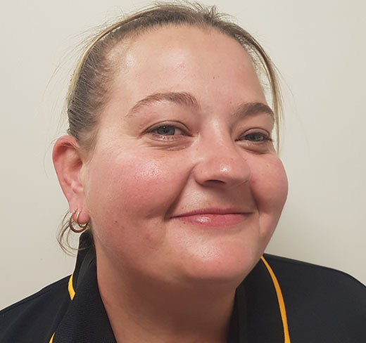 Petra Hawkins - AOD Support Worker